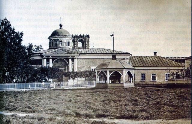 Храм Архангела Михаила. 1880 год