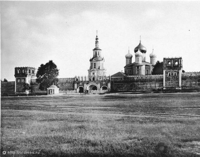 Вид с Севера. 1884 год