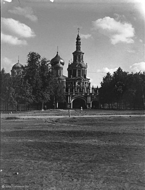 Северная колокольня. 1930 год