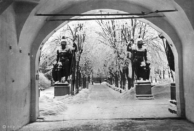 Донской монастырь. 1963 год
