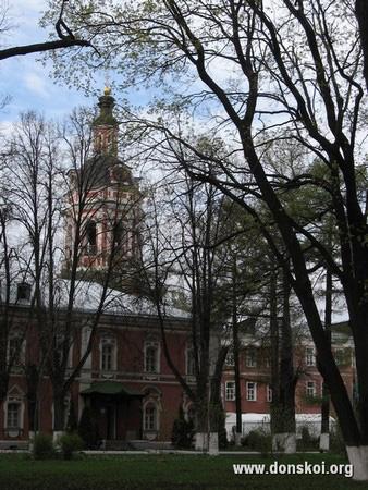 Северное крыло Братского корпуса. 2010 год