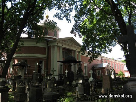Храм Архангела Михаила. 2011 год