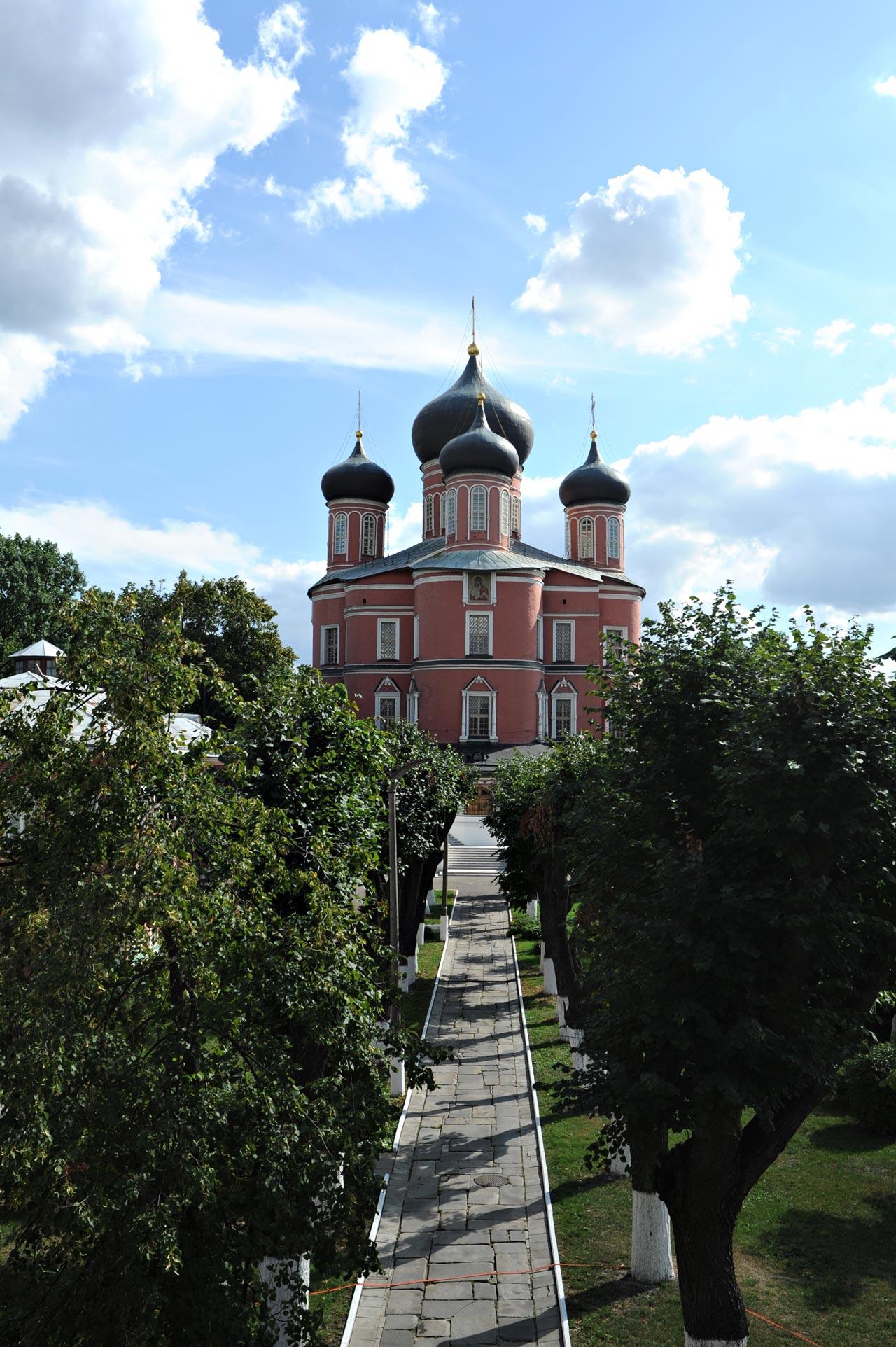 О монастыре – Донской ставропигиальный мужской монастырь