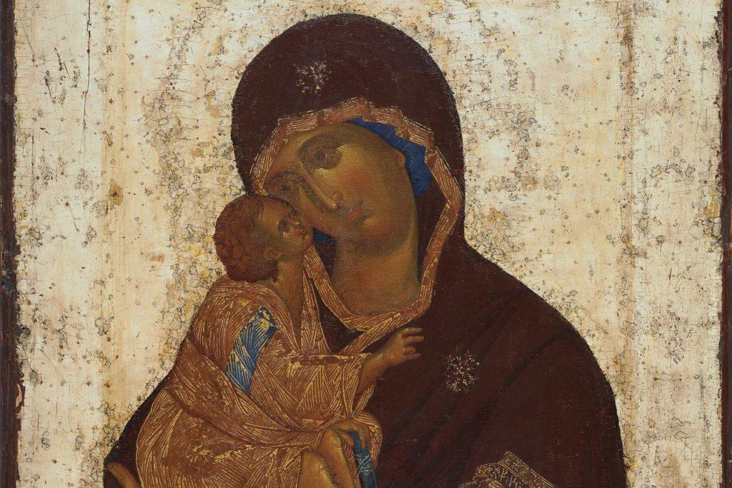 Донская икона Божией Матери прибудет в Донской монастырь