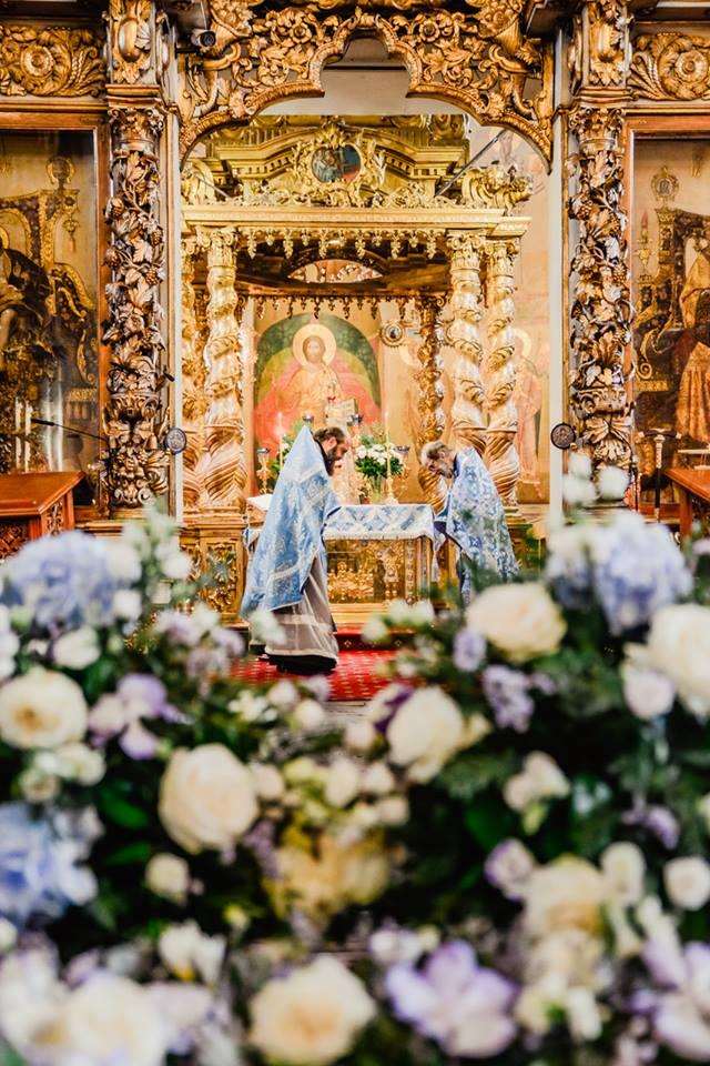 Праздник Успения Пресвятой Богородицы в Донском монастыре