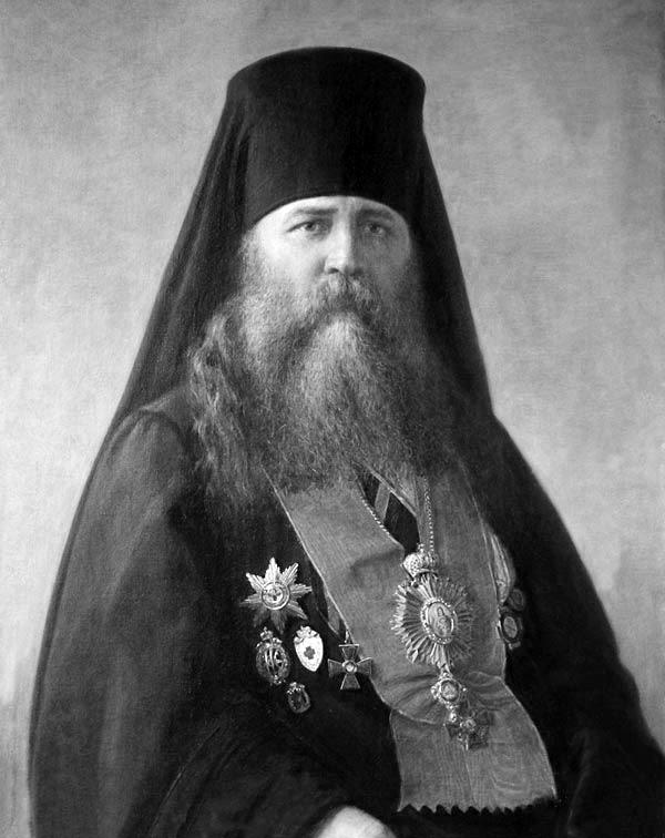 Архиепископ Назарий (Кириллов), настоятель Донского монастыря