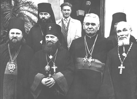 Протопресвитер Гавриил Костельник