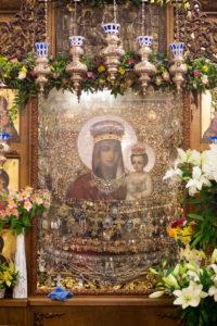 Чудотворная икона Божией Матери «Призри на смирение» в Донском монастыре