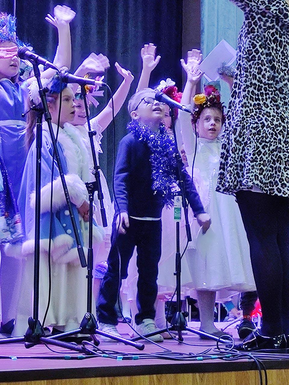 дети-поют